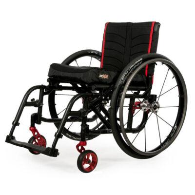 Manual Folding Wheelchair