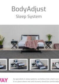 Multiway Body Adjust Bed